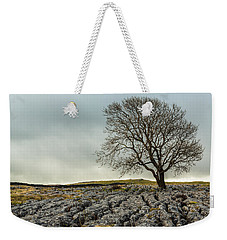 The Lonely Tree Weekender Tote Bag