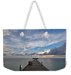 The Long Walk Weekender Tote Bag by HH Photography of Florida