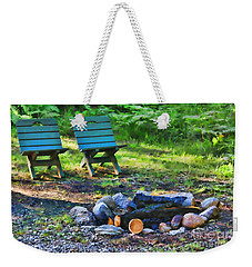 The Longing Weekender Tote Bag by Cathy  Beharriell