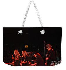 The Lynyrd Skynyrd Guitar Army Weekender Tote Bag