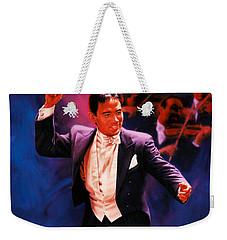 The Maestro Weekender Tote Bag