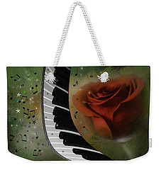 The Magic Of Love And Music Weekender Tote Bag