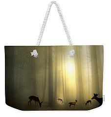The Magic Of Sunrise Weekender Tote Bag