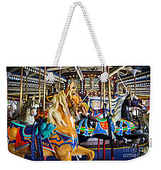 The Magical Machine - Carousel Weekender Tote Bag