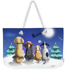 The Magical Night Weekender Tote Bag