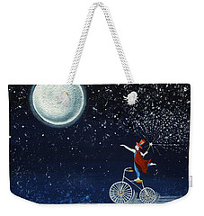 The Magician Weekender Tote Bag