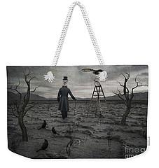 The Magician Weekender Tote Bag by Juli Scalzi