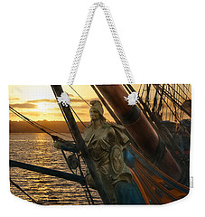 The Majesty Of The Ocean Weekender Tote Bag