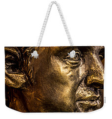 The Man In Black Weekender Tote Bag