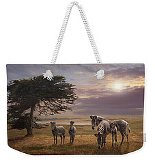The Mane Event Weekender Tote Bag