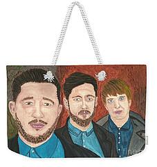 The Mantells Weekender Tote Bag