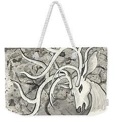 The Martyr Detail Weekender Tote Bag