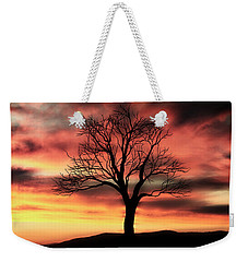 The Memory Tree Weekender Tote Bag by Ally  White