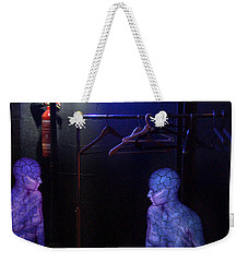 The Mermaids Dresser Weekender Tote Bag by Rosa Cobos