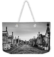 The Metairie Cemetery Weekender Tote Bag by Tim Stanley