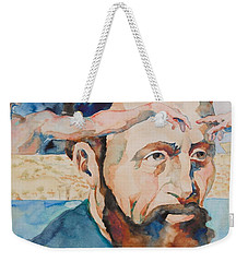 The Mind Of Michelangelo Weekender Tote Bag