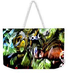 Weekender Tote Bag featuring the photograph The Mind's Eye  by Deena Stoddard