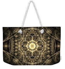 The Mind's Eye Weekender Tote Bag by GJ Blackman