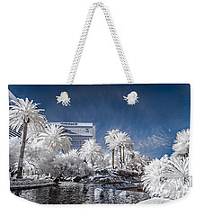 The Mirage In Infrared 1 Weekender Tote Bag
