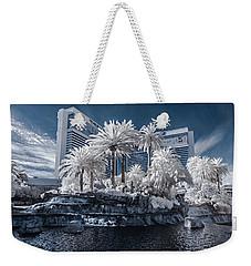 The Mirage In Infrared 2 Weekender Tote Bag