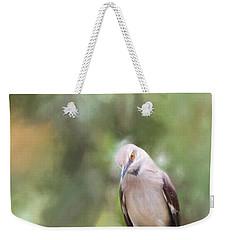 The Mockingbird Weekender Tote Bag by David and Carol Kelly