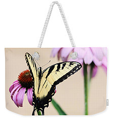 The Swallowtail Weekender Tote Bag by Trina  Ansel