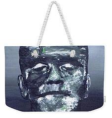 The Monster Weekender Tote Bag
