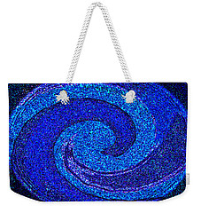 The Moon And Stars For Thee By Rjfxx. Weekender Tote Bag