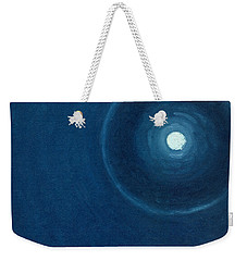 The Moon II Weekender Tote Bag