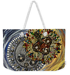 The Moon's Eclipse Weekender Tote Bag