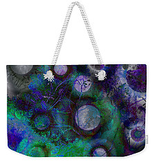 The Moons Of Evermore Weekender Tote Bag