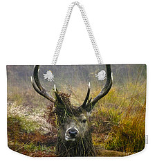 Stag Party The Series The Morning After Weekender Tote Bag by Linsey Williams