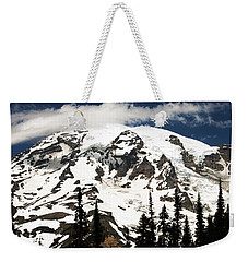 The Mountain Weekender Tote Bag