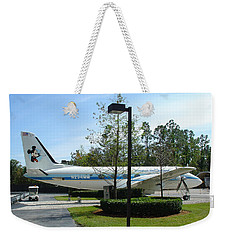 Weekender Tote Bag featuring the photograph The Mouse by David Nicholls