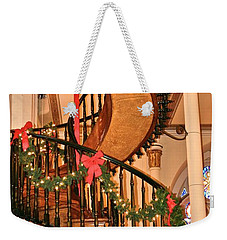 The Mysterious Miracle Staircase Weekender Tote Bag