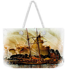 The Mystic Weekender Tote Bag