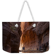 The Narrows 4 Weekender Tote Bag