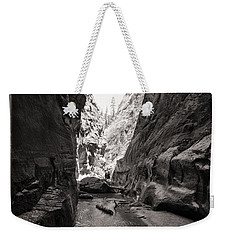 The Narrows IIi Weekender Tote Bag by Angelique Olin