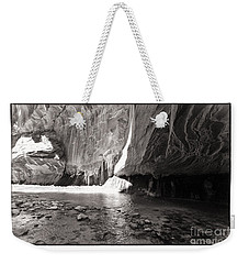 The Narrows Iv Weekender Tote Bag by Angelique Olin
