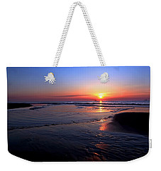The North Sea Weekender Tote Bag