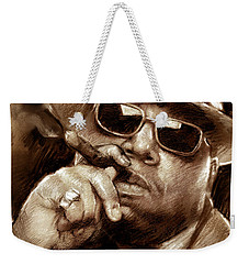 The Notorious B.i.g. Weekender Tote Bag