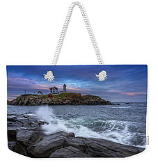 The Nubble In Color Weekender Tote Bag