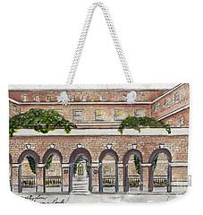 The Nyu Law School Weekender Tote Bag by AFineLyne