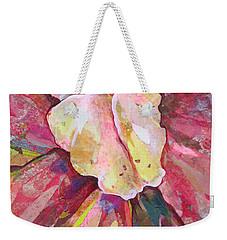 The Orchid Weekender Tote Bag