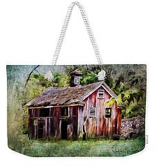 The Old Barn Weekender Tote Bag