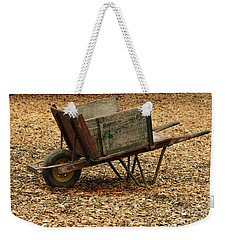 The Old Barn Wagon Weekender Tote Bag
