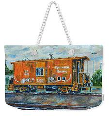 The Old Caboose Weekender Tote Bag