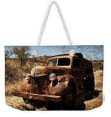 The Old Ford Weekender Tote Bag