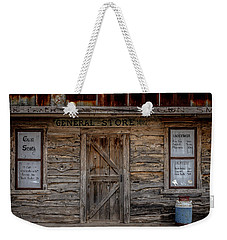 The Old General Store Weekender Tote Bag