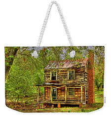 The Old Home Place Weekender Tote Bag by Dan Stone